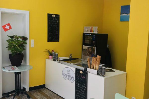 Lausanne take-away sandwicherie 9 places