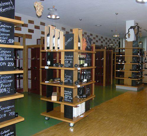 Weinhandlung zu verkaufen